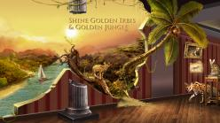 Shine Golden Irbis и Golden Jungle